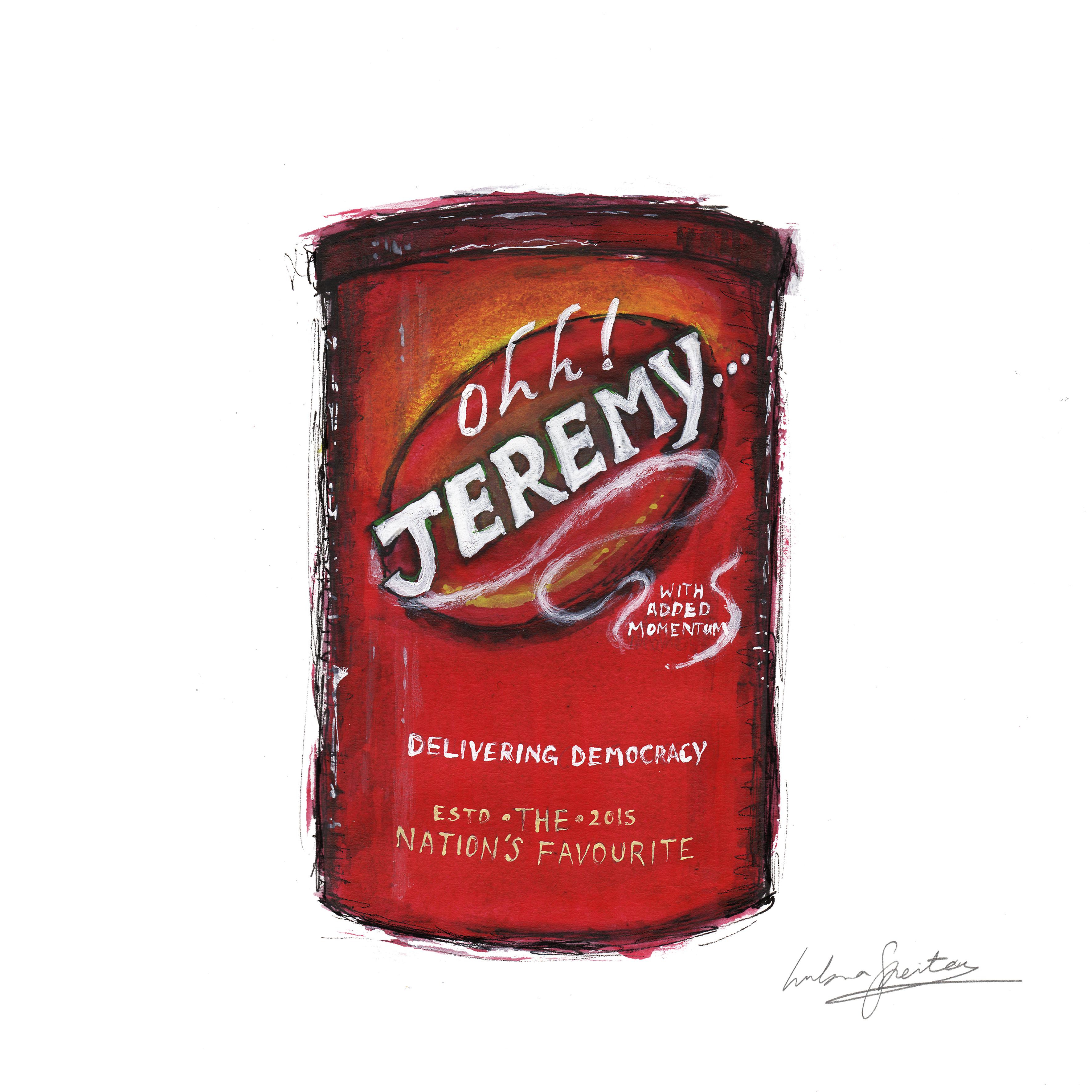 Ohh Jeremy