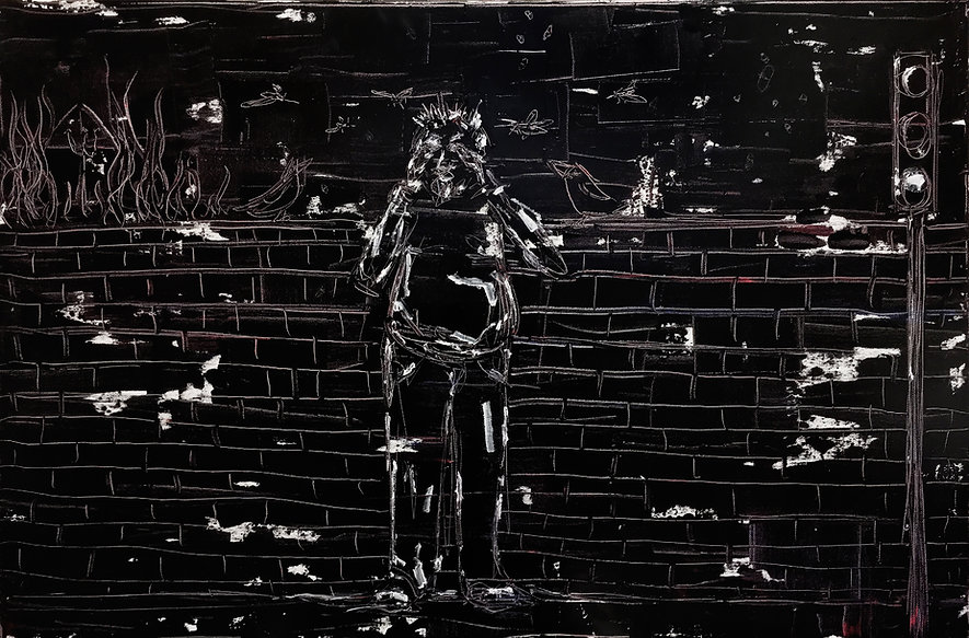 The yellow brick wall- schizophrenia