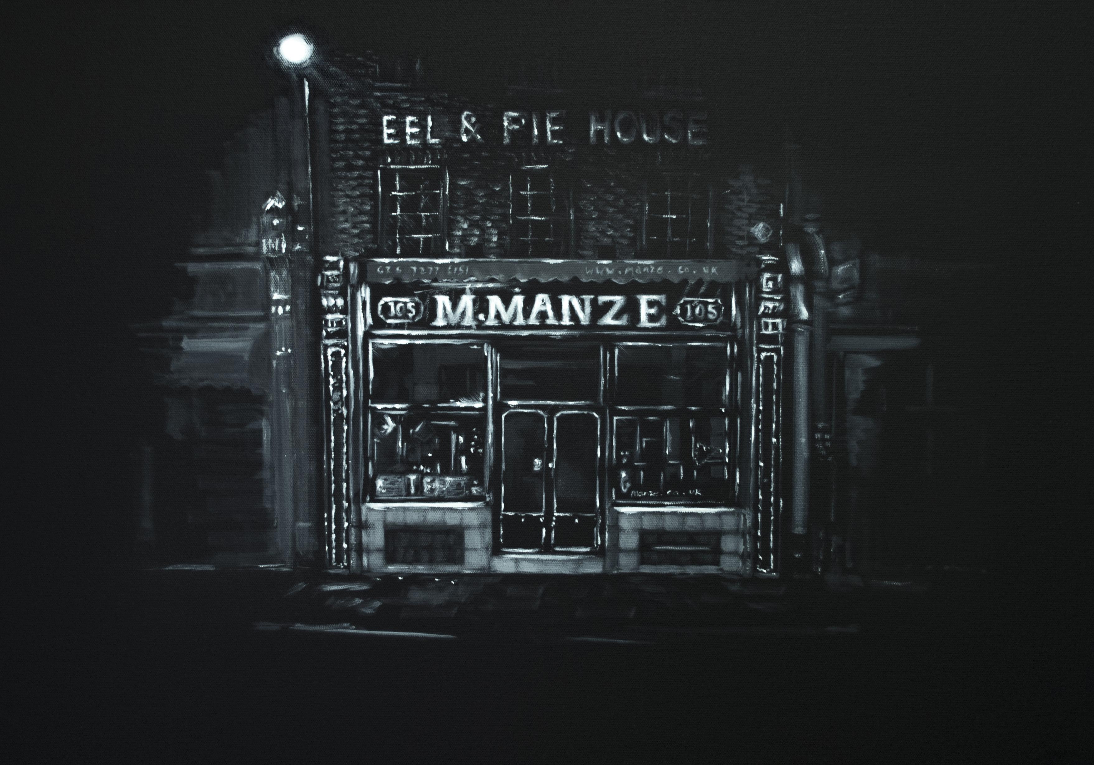 M.Manze Pie & Mash, Peckham