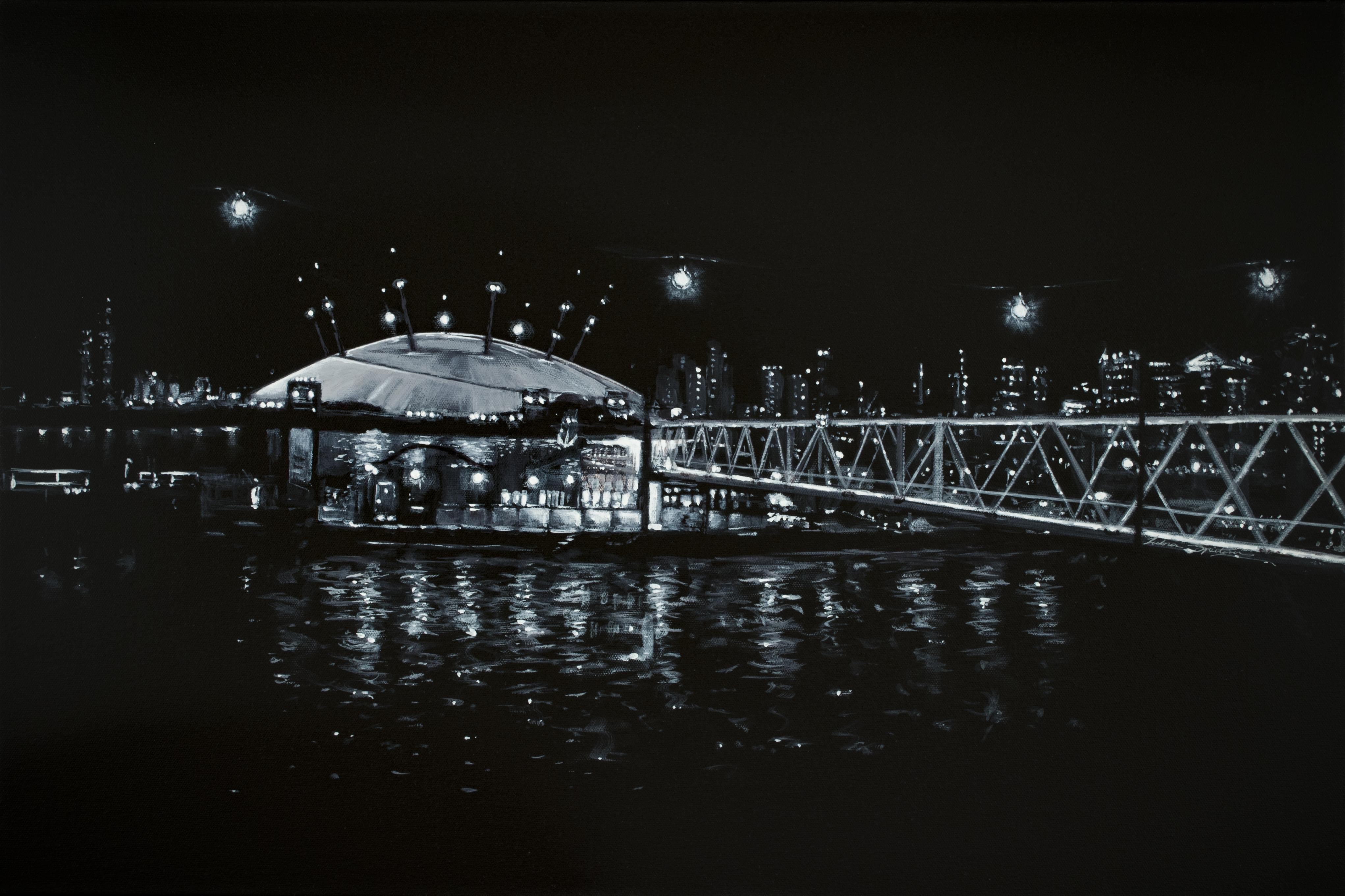 Trinity Buoy Wharf (O2 Arena)