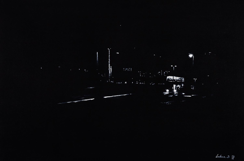Night Bus, North Greenwich