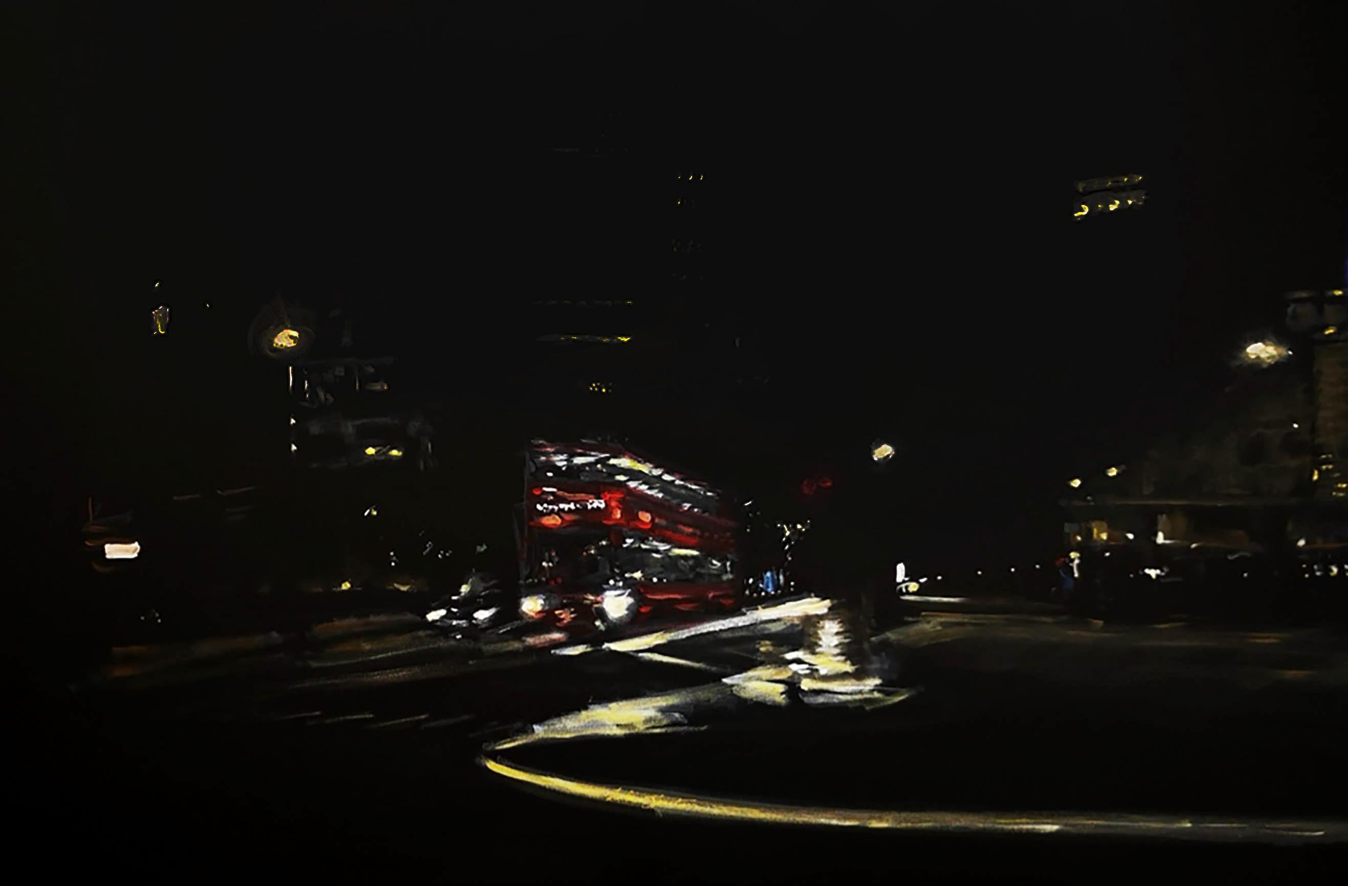 London in Motion, Soho Night Bus