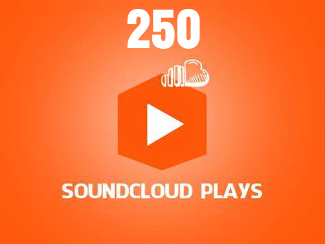 250 Soundcloud Plays