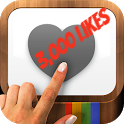 3,000 Instagram Likes