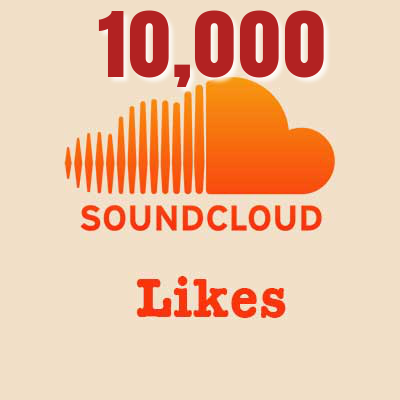 10,000 Soundcloud Likes