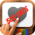 500 Instagram Likes