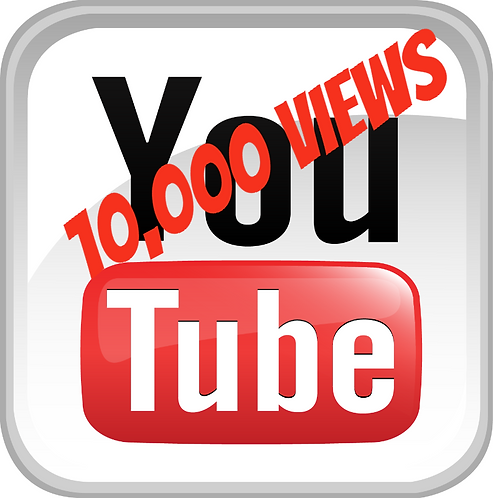 10,000 YouTube Views