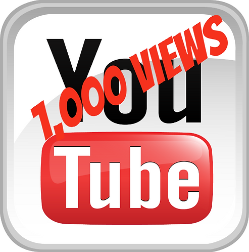 1,000 YouTube Views