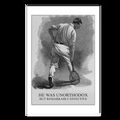 He Was Unorhodox Postcards.png