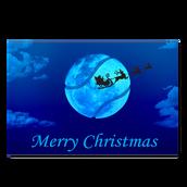 Santa Moon Christmas Postcards.png