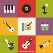 icons-flat-set-musical-instruments_23-21
