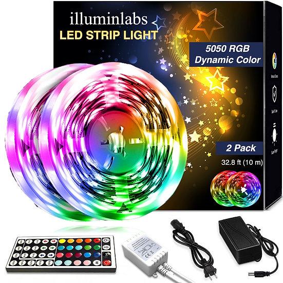 illuminlabs LED Strip Light (32.8ft)