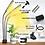 Thumbnail: illuminlabs Full Spectrum LED Grow Lights with Timer & Dimmer (Long Tube)