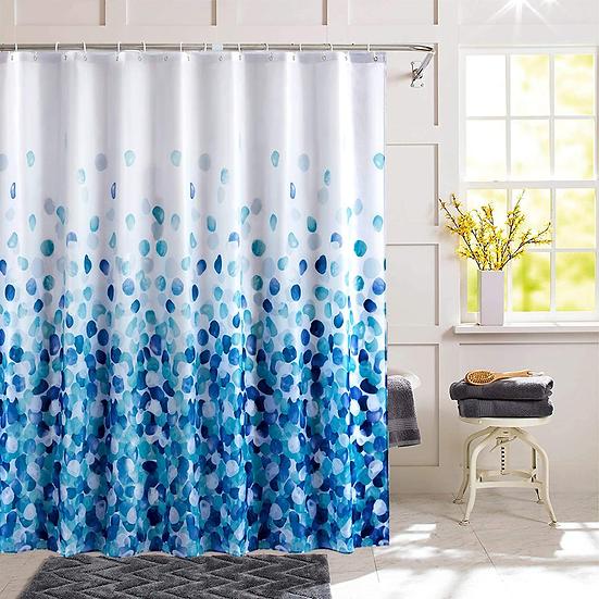ComfiTime Shower Curtain(Blue)