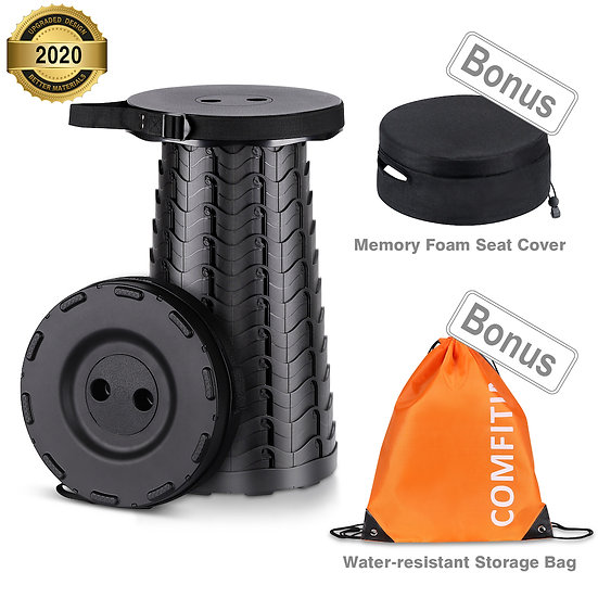 ComfiTime Portable Stool for Indoor and Outdoor Use