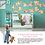 Thumbnail: ComfiTime Adaptable Baby Milestone Blanket (Baby Monkey)