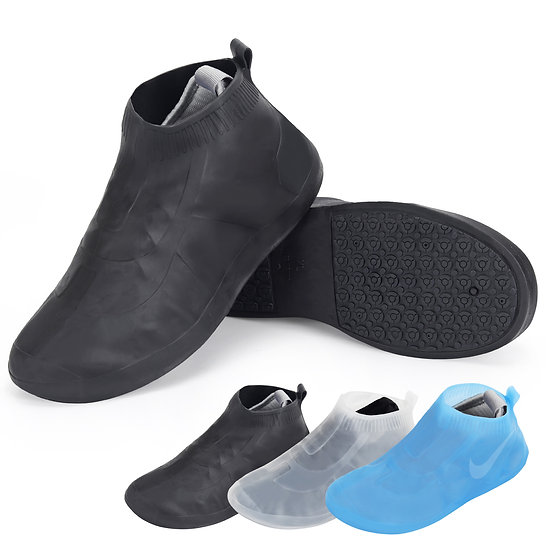 ComfiTime Waterproof Shoe Covers - Shoe Covers for Rain