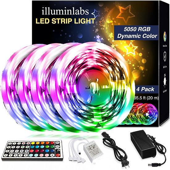 illuminlabs LED Strip Light (65.5ft)