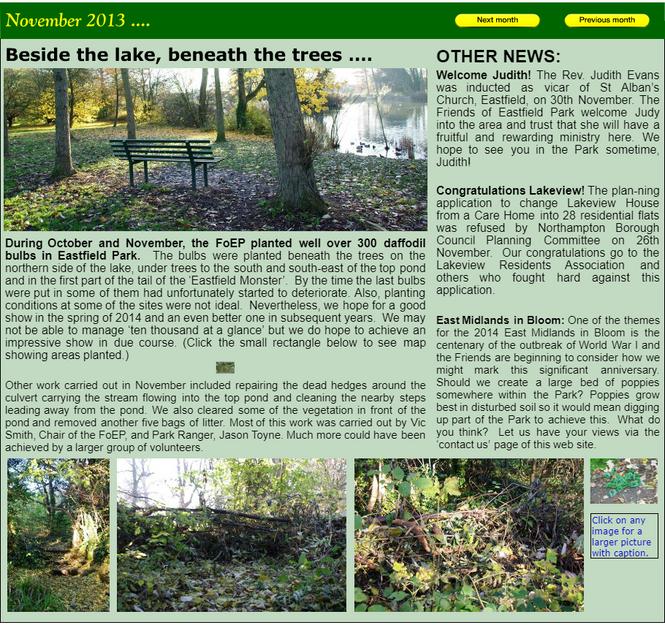 NEWS November 2013