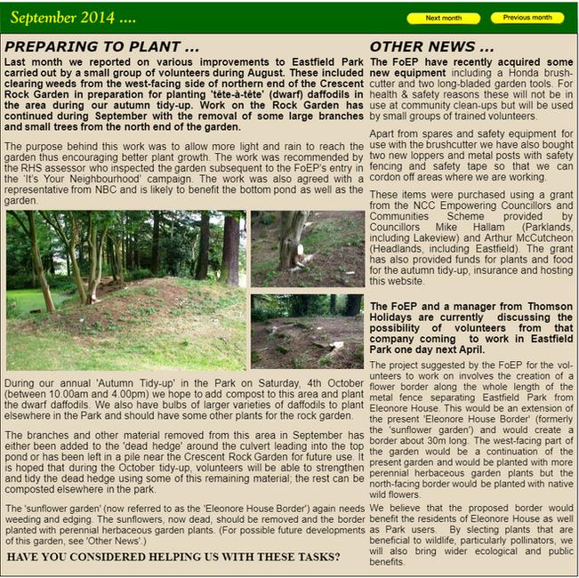 NEWS September 2014