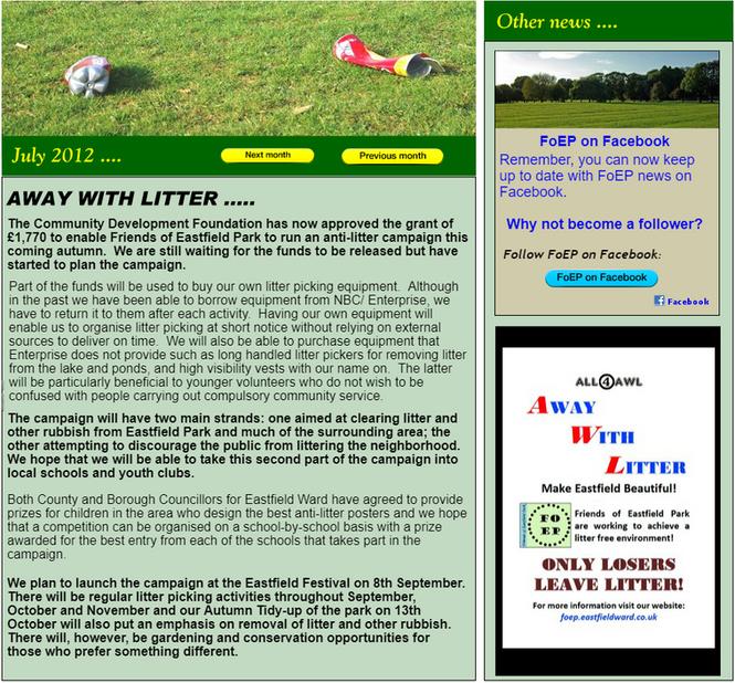 NEWS July 2012 July