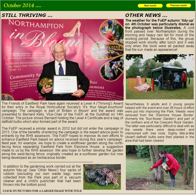 NEWS October 2014