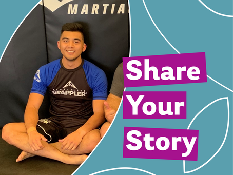 Share Your Story: Adrian