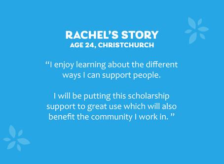 NFD Trust Stories: Rachel