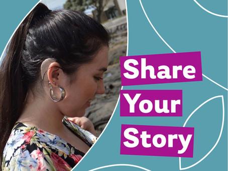Share Your Story: Naketa