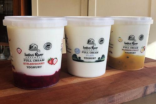 Yoghurt Full Cream 1kg
