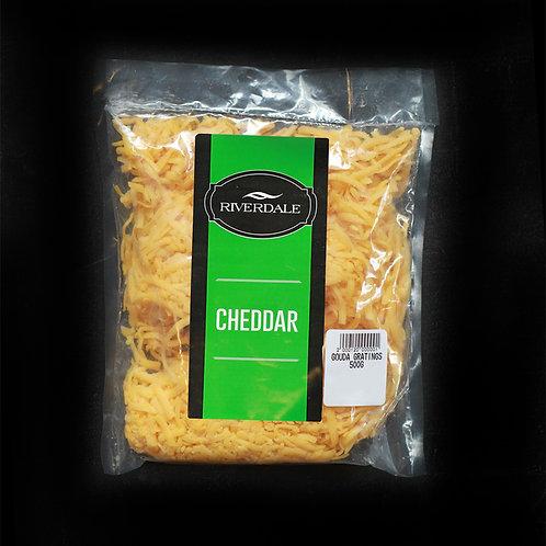 Cheddar Gratings 500g