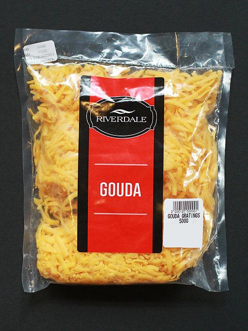 Gouda Gratings 500 g