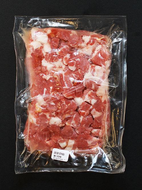 Diced Bacon 1kg