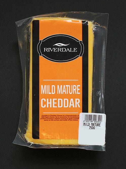 Mild Mature Cheddar 750 g