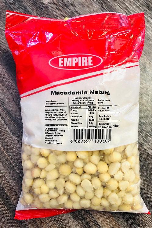 Macadamia (Raw) 1kg