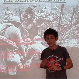 Le déroulement et les conséquence de la première guerre mondiale