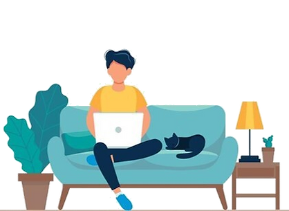 Home, digital workspace, structure your life, encrypted