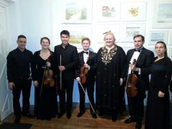 Kammerphilharmonie Köln tour of Germany