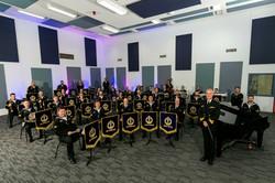 Royal Australian Navy Band Sydney 2021