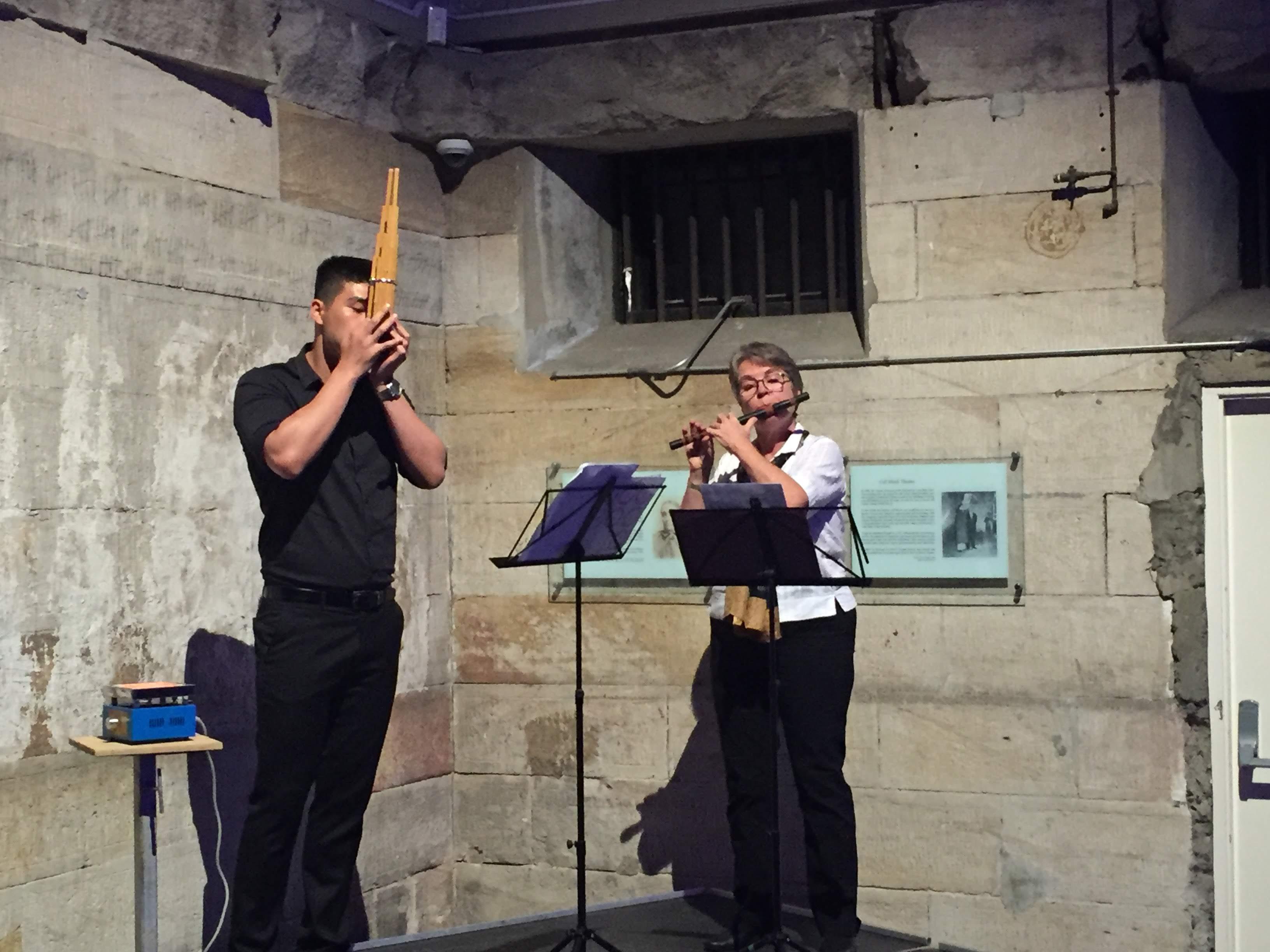 Sydney Symphony Vanguard Performance with Rosamund Plummer