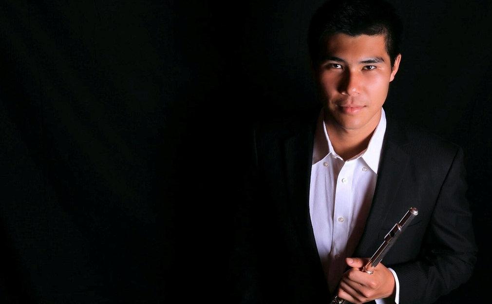 Henry Liang Flute Music