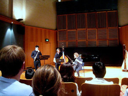 Henry Liang recital at the Sydney Conser