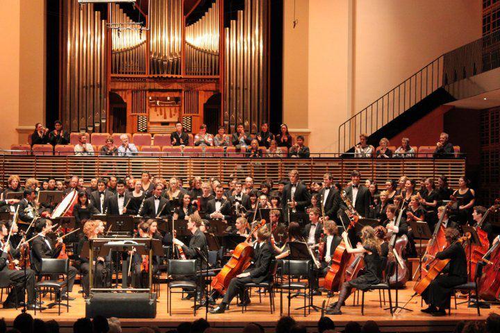 Performance at the Sydney Conservatorium of Music