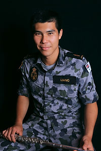 Henry Liang in Royal Australian Navy DPNU