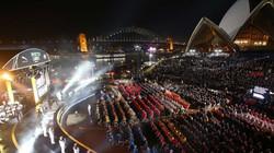 Invictus Games Opening Ceremony, Sydney