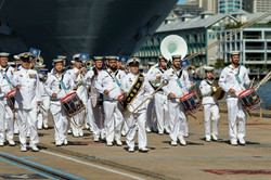 HMAS Supply Commissioning 2021