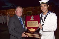 Henry Liang - Royal Australian Navy GE31