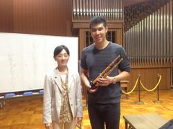 Henry Liang and Mayumi Miyata - Kunitach