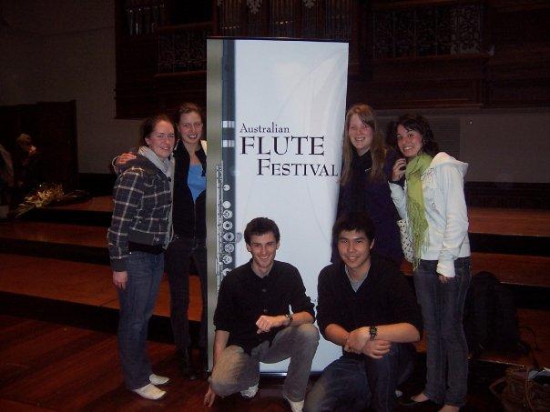 Australian Flute Festival in Adelaide
