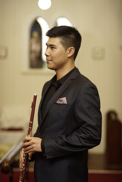 Henry Liang - Soloist of Kammerphilharmo